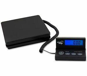 Smart Weigh Digital Shipping And Postal Weight Scale 110 Lbs X 0 1 Oz Ups New