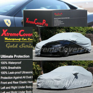 2017 2018 2019 Bmw 430i 440i Coupe Waterproof Car Cover W Mirror Pocket Grey