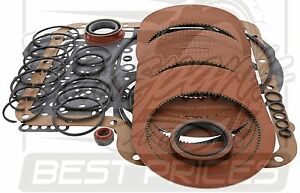 Ford C6 Raybestos Red Stage 1 Performance Transmission Rebuild Overhaul Kit