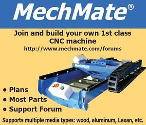 Mechmate Cnc Plasma Table Plans
