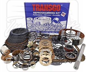 Ford C6 Raybestos Blue G2 Performance Deluxe Transmission 67 3 Transgo Kit 76 96