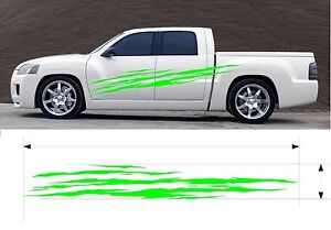 Vinyl Graphic Decal Car Truck Boat Kit Custom Size 10 X 80 5 rip 56