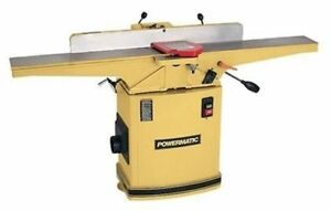 Powermatic 1791279dxk 1 Hp 6 Long Bed Jointer New