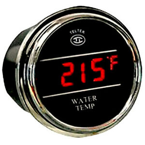 Water Temperature Gauge For Kenworth 2005 Or Previous Teltek Brand