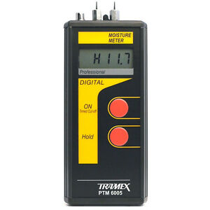 Tramex Professional Pin type Moisture Meter