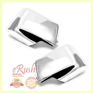 For Ford Ranger Explorer Mercury Mountaineer Chrome Side Mirror Covers Cover Us