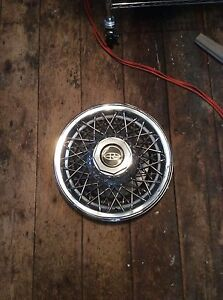 1977 78 Buick Riviera Wire Hubcap 15