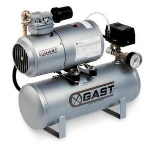 Compressor air 1 6 Hp Gast 1hab 84t m100x