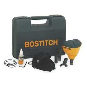 Air Impact Nailer Kit up To 0 160 In Dia Bostitch Pn100k