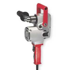Milwaukee 1676 6 Right Angle Drill 1 2 In 300 1200 Rpm