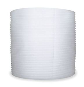 0760 2500340 Foam Roll White 36 In W 1500 Ft L