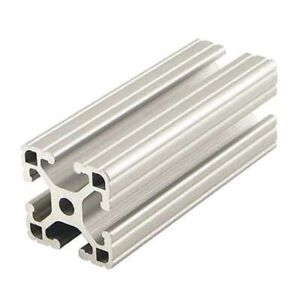Extrusion t slotted 15s 97 In L 1 5 In W 80 20 1515 97