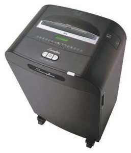 Paper Shredder 5 32x1 3 4in 18 Sheets Gbc 1758585d