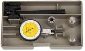 Dial Test Indicator Set hori 0to0 030 In Mitutoyo 513 406 10t