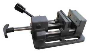 3 Quick release Vise With Fixed Base Dayton 4tk06