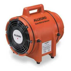 Conf Sp Fan Axial 1 4 Hp Allegro 9536