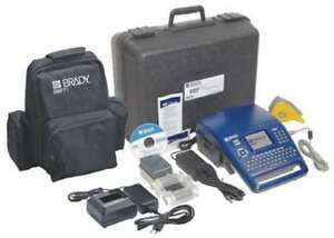 Brady Bmp71 sc qc Label Printer Bmp71 With Accessories