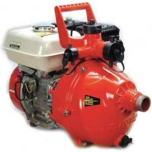 Fire Fighting Pump 5 1 2 Hp honda Engine Davey 5255h