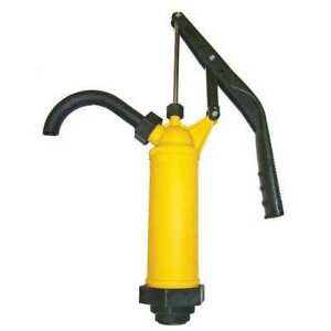 Hand Drum Pump polypropylene Action Pump P 490s