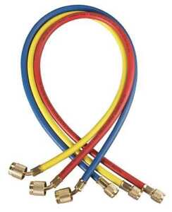 Manifold Hose Set low Loss 60 In Yellow Jacket 22985