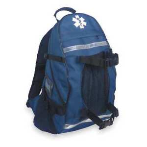17 1 2 Backpack Trauma Bag Blue Ergodyne Gb5243