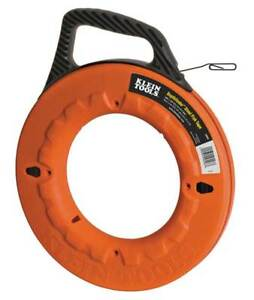 Marked Fish Tape 1 8 In X 240 Ft ss Klein Tools 56008