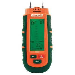 Extech Mo230 Moisture Meter Kit 1 To 75 wood