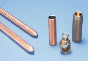 Ground Rod Kit 5 8 In 4 Ft L Nvent Erico Cge5cp