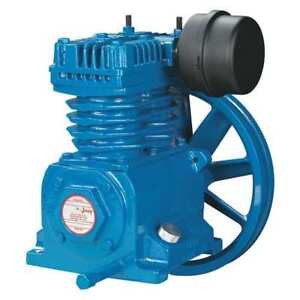 Air Compressor Pump 1 Stage 2 Cylinders Jenny K pump