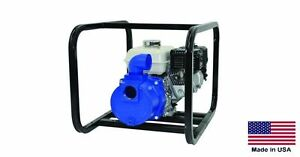Dredge Pump Commercial Self Prime 5 Hp Diesel 2 Ports 10 200 Gph 43 Psi