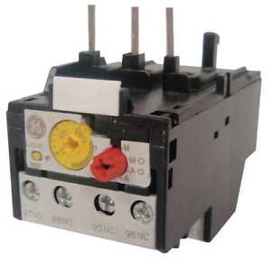 Overload Relay General Electric Rt12v