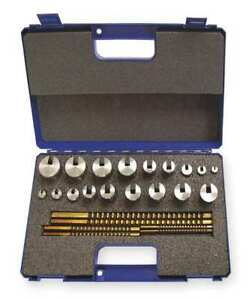 Keyway Broach Set 40 Metric Hassay Savage Co 15440