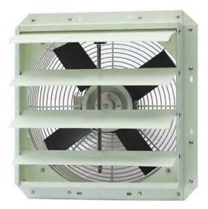 Exhaust Fan 16 In 115 V 2052 Cfm Dayton 1blj1