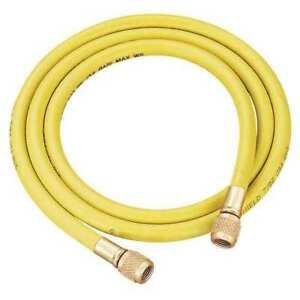 Charging vacuum Hose low Loss 60 In yel Yellow Jacket 29060