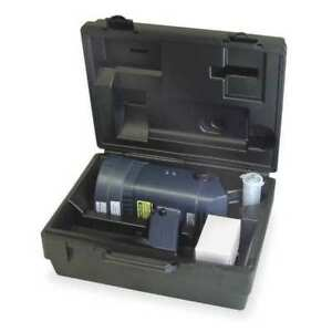 Digital Stroboscope Kit 30 To 20 000 Fpm Monarch 6204 111