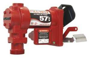 Fuel Transfer Pump 15 Gpm 1in Inlet Fill rite Fr2404g