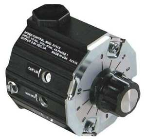 Dayton 2pux3 Dc Speed Control 90vdc 4a Ip30
