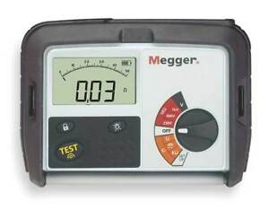 Battery Operated Megohmmeter 1000vdc Megger Mit330 en