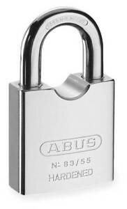 Keyed Padlock different 2 1 8 w Abus 83 55 Rk Kd 300