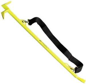 Entry Tool lime High Carbon Steel Leatherhead Tools Nyhl 4 s