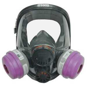 Honeywell North 760008as North tm 7600 Full Face Respirator s