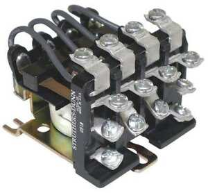 Struthers dunn Pm 17ay 120a Open Power Relay