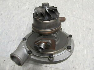 Turbo Borg Warner 3lm 39 Removed From Military Ld465 Multifuel Diesel Engine