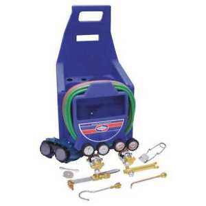 Uniweld Kl22p Welding And Cutting Kit No Tanks