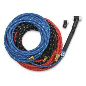Miller Weldcraft Wp 225 25 r Torch Kit W 225mod 25 Ft Braided