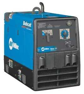 Miller Electric 907498001 Engine Driven Welder Bobcat 225