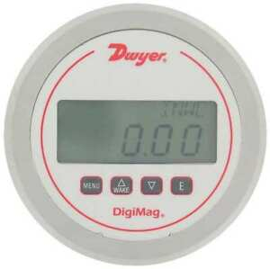 Digital Pressure Gauge Dwyer Instruments Dm 1127