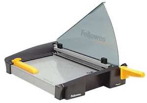 27 Guillotine Paper Cutter Fellowes 5411002