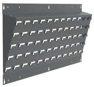 Lean Louvered Panel Gray akro mils 30637a