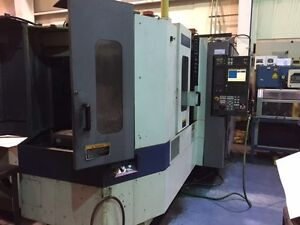 Mori Seiki Sh 403 Horizontal Machining Center